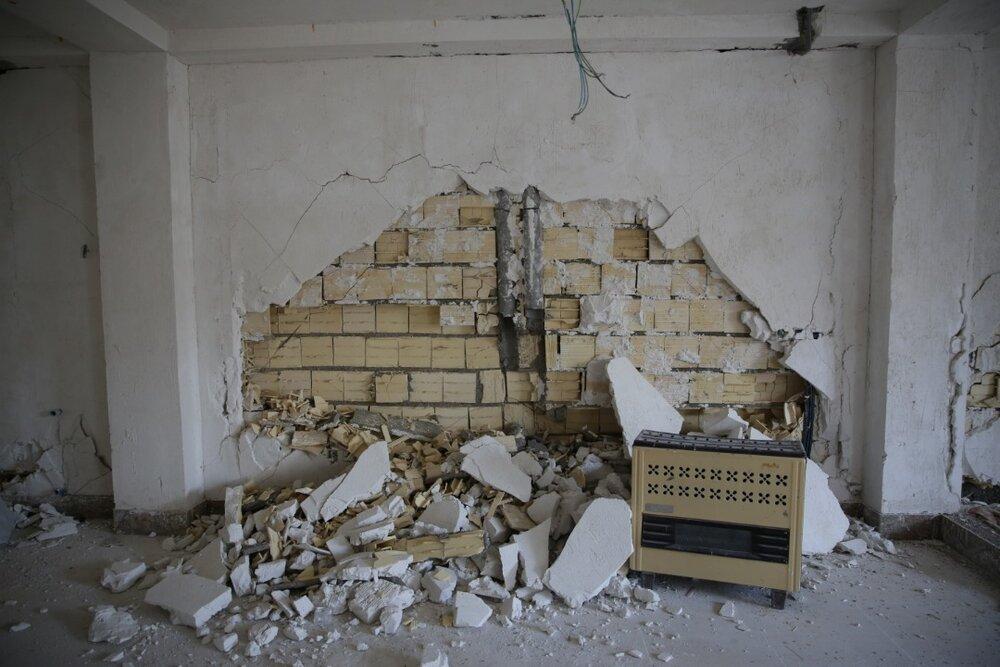 اقدامات ستاد اجرایی فرمان امام در زلزله سی سخت