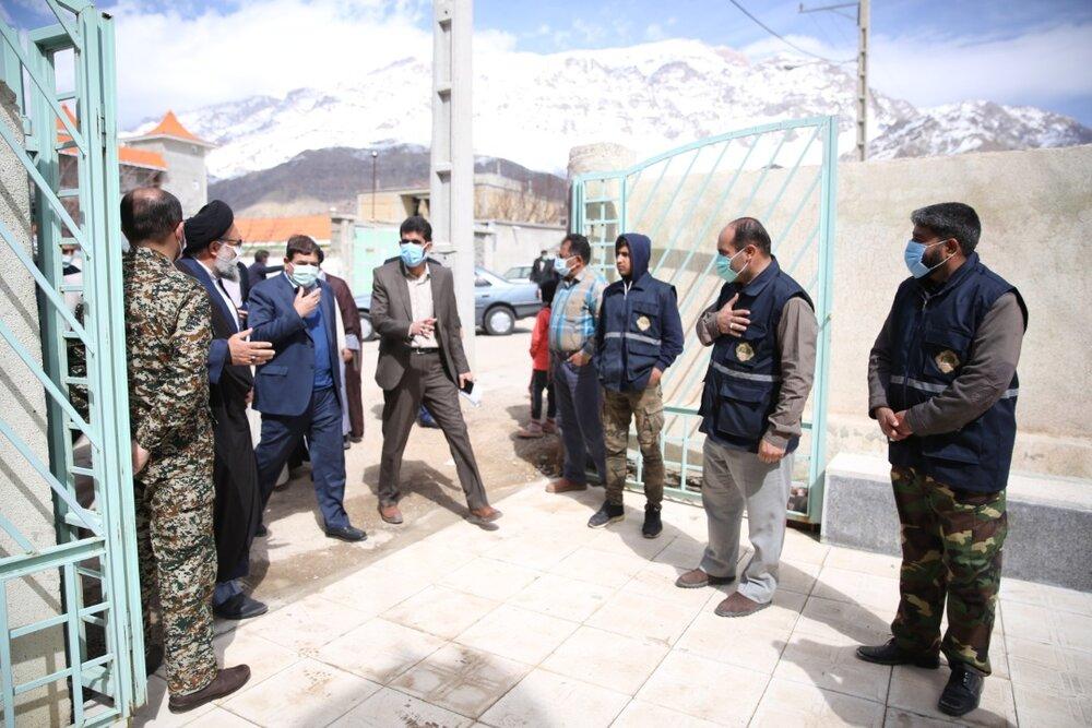 ایجاد ۳۰۰۰ شغل جدید در استان و کمک بلاعوض ۱۰ میلیونی ستاد اجرایی فرمان امام برای بازسازی منازل زلزلهزده دنا
