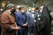 """بازدید رییس ستاد اجرایی فرمان امام از شرکت """"باسلام"""""""