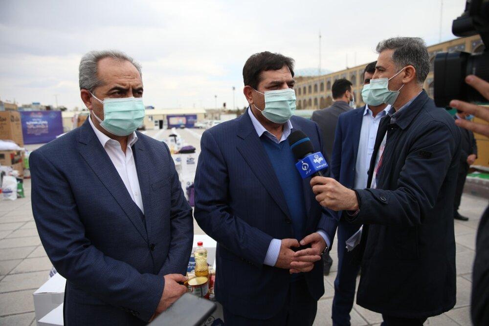 آغاز توزیع یک میلیون بسته معیشتی توسط ستاد اجرایی فرمان امام در مناطق محروم کشور