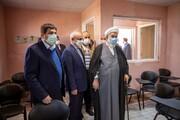 گزارش خبر ۲۱ از افتتاح ۴۵۰ مدرسه و مسجد جدید ساخته شده توسط ستاد اجرایی فرمان امام در کشور