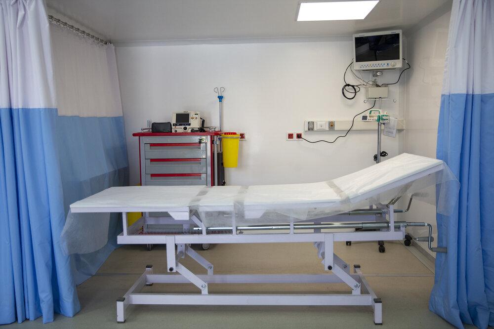 گزارش بخش خبری ۲۰ از افتتاح بزرگترین بیمارستان سیار و رزمایش احسان