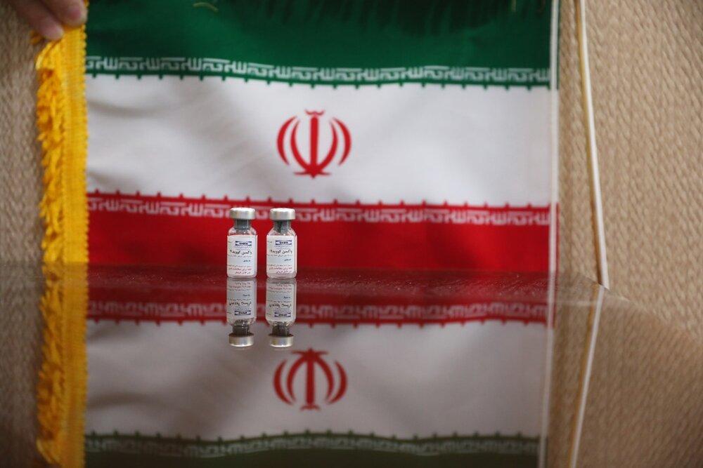 حال خوش واکسن ایرانی کرونا در خبر ۲۲