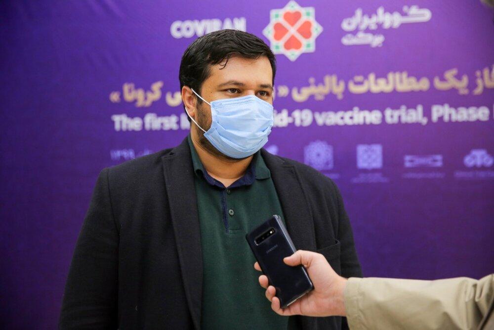 تکذیب یک شایعه در خصوص نخستین واکسن ایرانی کرونا توسط سخنگوی ستاد اجرایی فرمان امام
