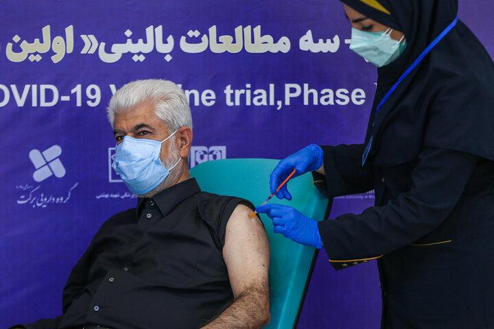 فاز سوم تزریق واکسن
