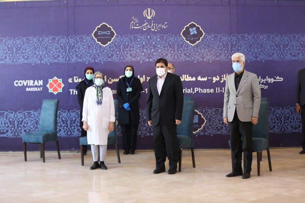 اولین واکسن ایرانی کرونا به فاز نهایی تست انسانی رسید