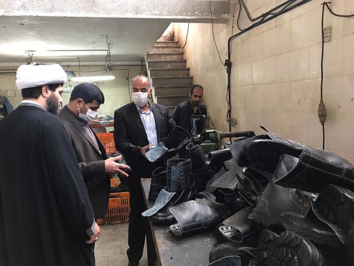 افتتاح واحد تولیدی پوتین تبریز