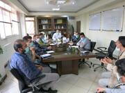 نخستین نشست جناب آقای دکتر تورج حاجی رحیمیان با نمایندگان گروه های جهادی استان اصفهان