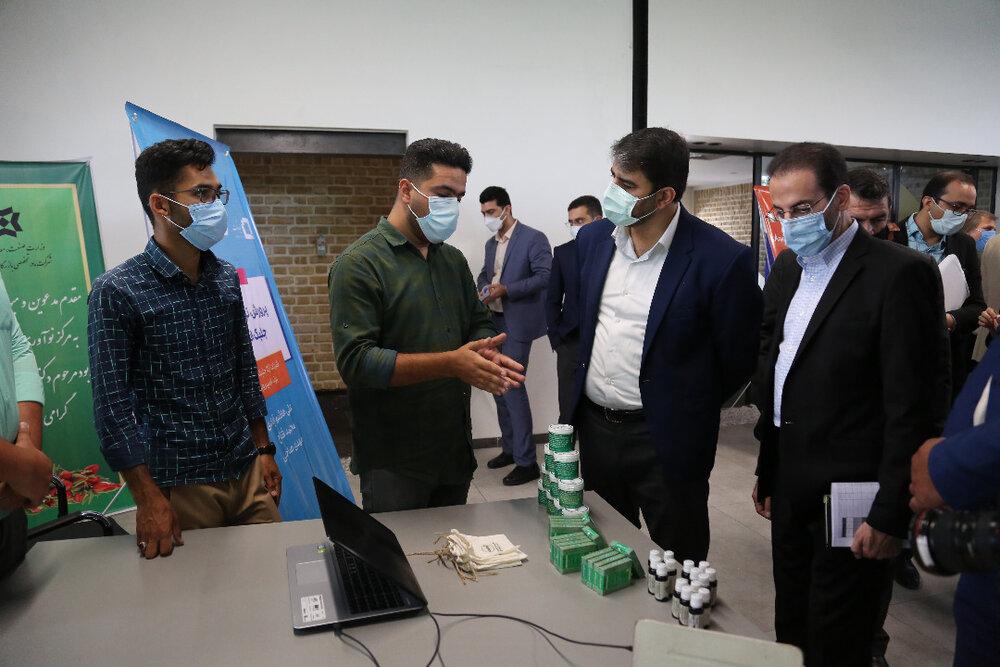 بهره برداری از ۱۰۰۰ طرح تولید محصولات گلخانهای و آغاز عملیات اجرایی ۵۰ هکتار گلخانه جدید توسط ستاد اجرایی فرمان امام