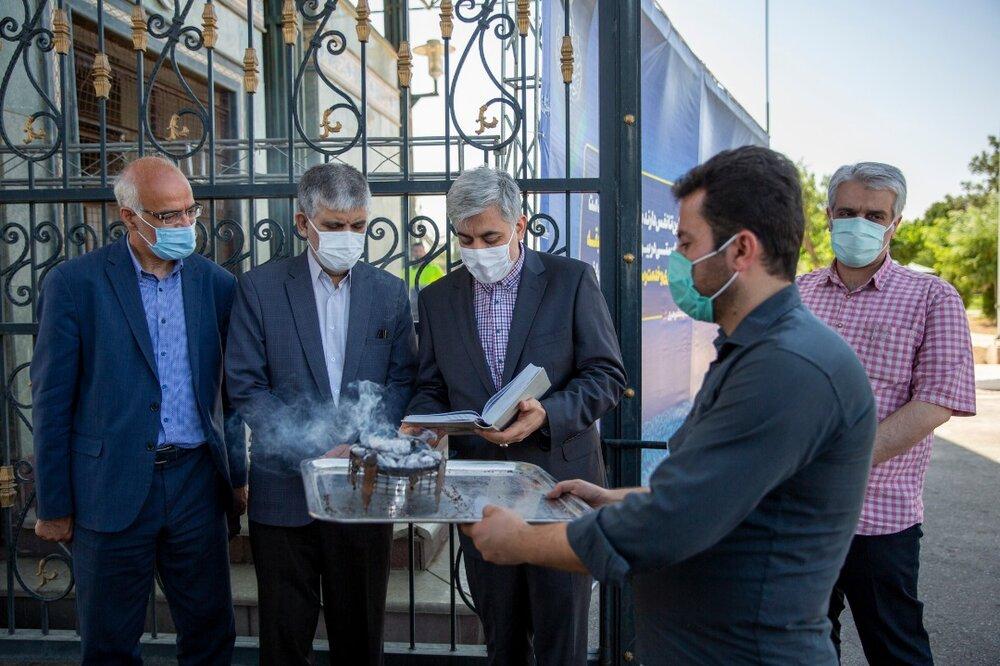 گزارش خبر۱۴ از اهدای یک میلیون بسته معیشتی به خانوارهای آسیب دیده از کرونا توسط ستاد اجرایی فرمان امام