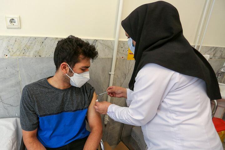 فاز سوم مطالعات بالینی واکسن کووایران برکت   پایگاه اصفهان