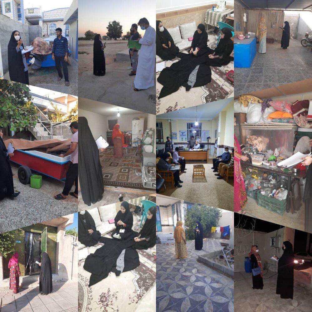اقدامات تسهیلگران در شهرستان کنگان