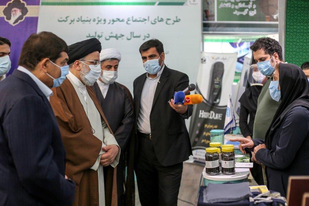 شکرانه بهرهبرداری از 150 هزار شغل ایجاد شده توسط ستاد اجرایی فرمان امام