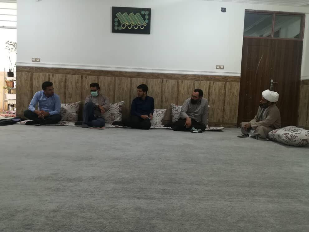 بازدید مدیر قرارگاه پیشرفت منطقه ای بنیاد احسان از مناطق هدف استان سیستان و بلوچستان