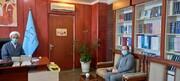 قدردانی ریاست کل دادگستری استان اردبیل از اقدامات و خدمات ستاد اجرایی فرمان امام (ره) در استان