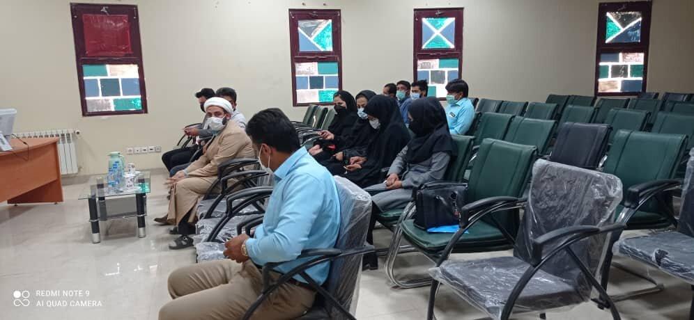 جلسه هم افزایی و هماهنگی معاونت اجتماعی ستاداجرایی سیستان وبلوچستان با مجریان و تسهیلگران بنیاد برکت در حوزه سیستان