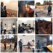 اهلیت سنجی طرح اشتغالزایی روستاهای شهرستان جم بخش مرکزی