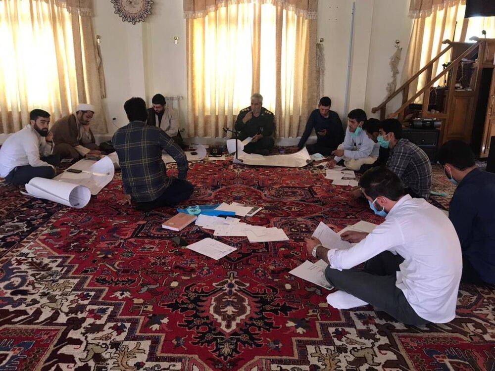 کارگاه استعداد سنجی گروههای جهادی استان آذربایجان شرقی