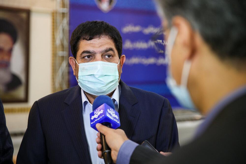 خبرهای جدید رئیس ستاد اجرایی فرمان امام از تولید واکسن کوو ایران برکت در خبر ۱۴