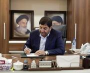تبریک و تسلیت رئیس ستاد اجرایی فرمان امام در پی شهادت یک جهادگر بسیجی در دفاع از حرم اهلبیت