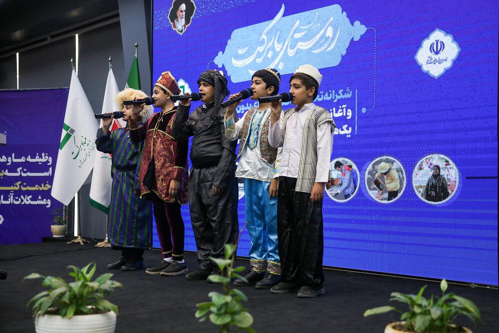 """گزارش خبر ۱۴ از پویش """"روستای با برکت"""""""