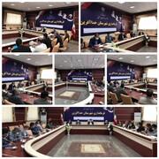 تشکیل کارگروه و کمیته اشتغال شهرستان خدا آفرین