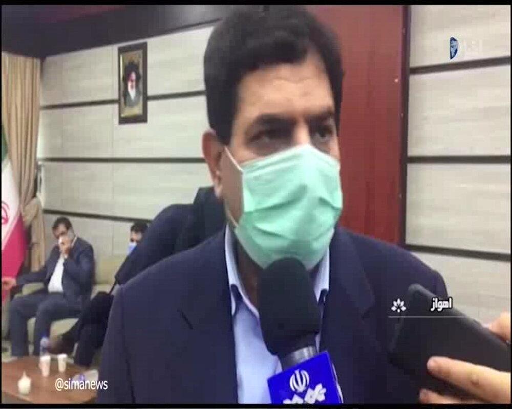 گزارش خبر ۱۴ از سفر رئیس ستاد اجرایی فرمان امام به مناطق بحران زده خوزستان