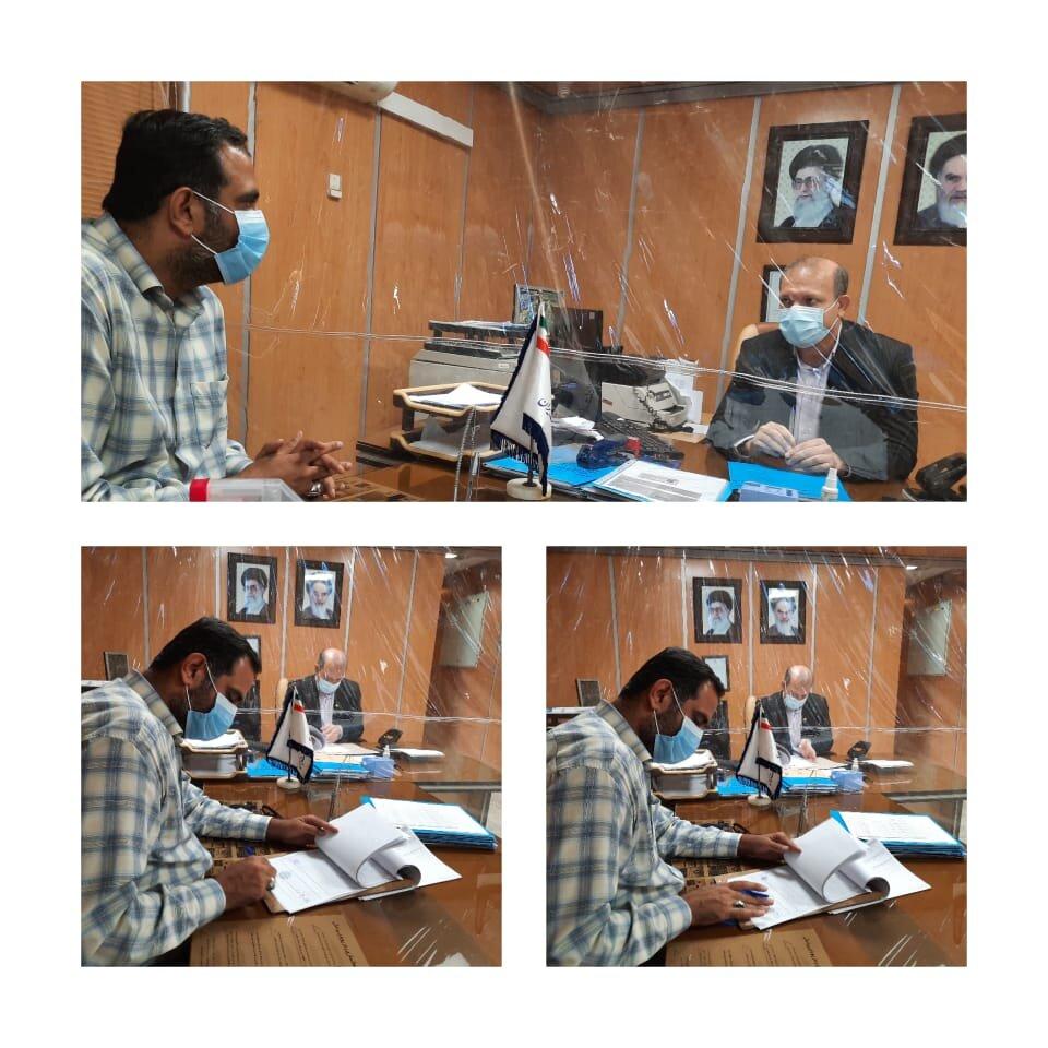 گزارش تسهیلگران شهرستان دشتی