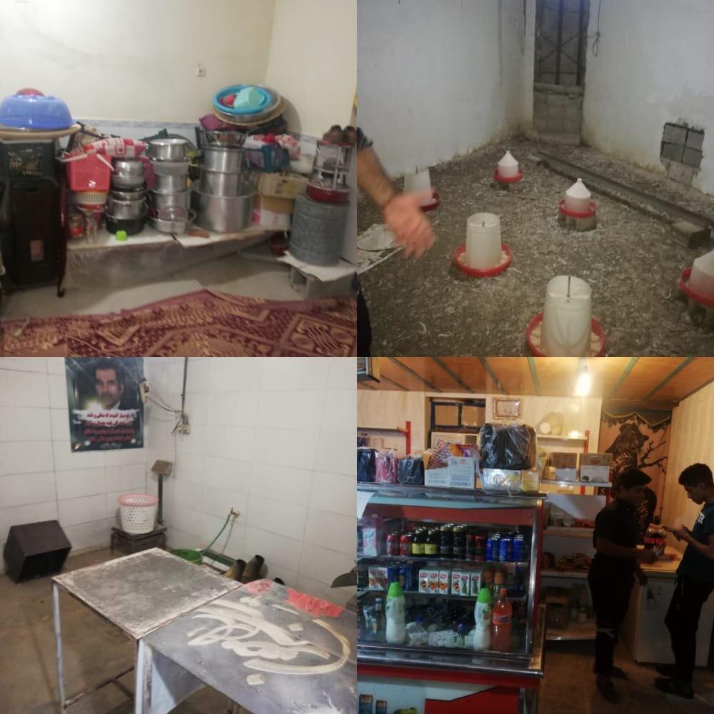 گزارش تسهیلگران شهرستان دشتستان از اقدامات لازم برای وامهای اشتغالزایی اجتماع محور روستایی