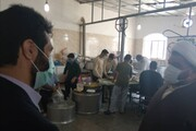 بازید مدیر کل ستاد اجرایی استان البرز و غرب استان تهران از پویش غدیر گروه های جهادی
