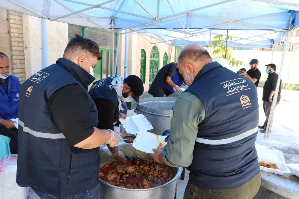 طبخ و توزیع ۳ میلیون پرس غذا در عید سعید غدیر توسط ستاد اجرایی فرمان امام