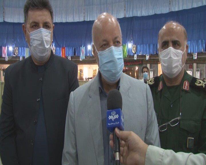 راه اندازی سومین مرکز تجمیعی واکسن کوایران برکت در نجف آباد