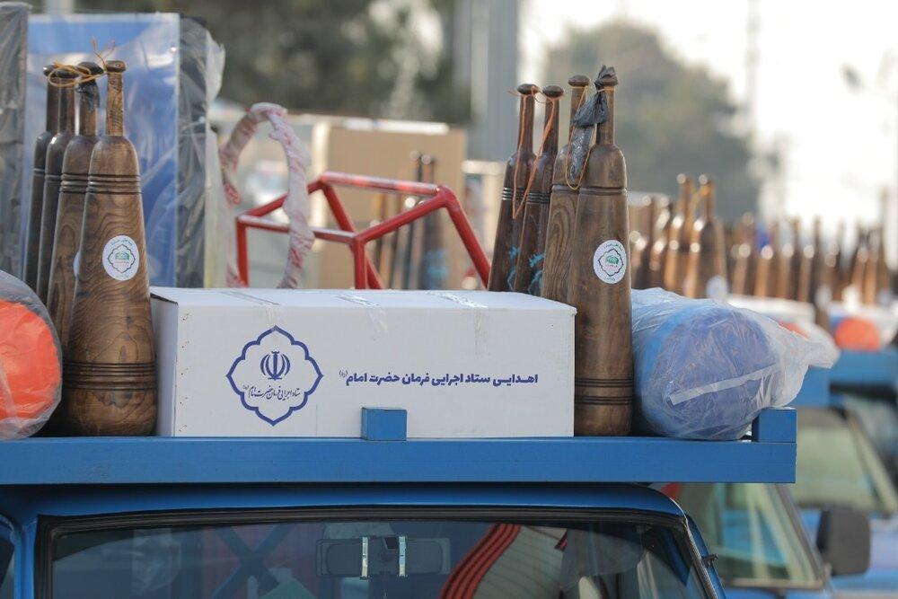 تجهیز ۱۲ خانه ورزش در استان مازندران توسط ستاد اجرایی فرمان امام