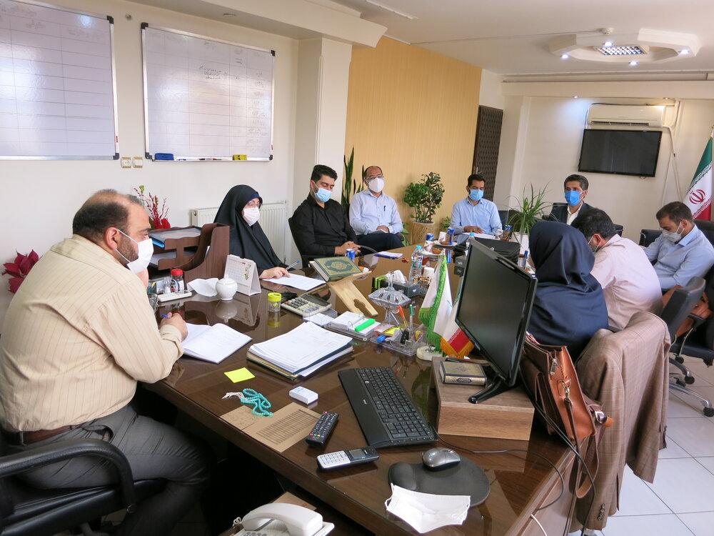شورای اجتماعی ستاد اجرایی فرمان امام  استان اصفهان تشکیل و  آغاز بکار کرد
