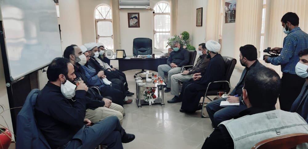 برگزاری جلسه هماهنگی هیئات مذهبی و مساجد استان سیستان و بلوچستان