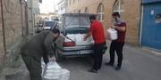 """اجرای طرح احسان الحسین """"اطعام دهی"""" در استان گلستان"""