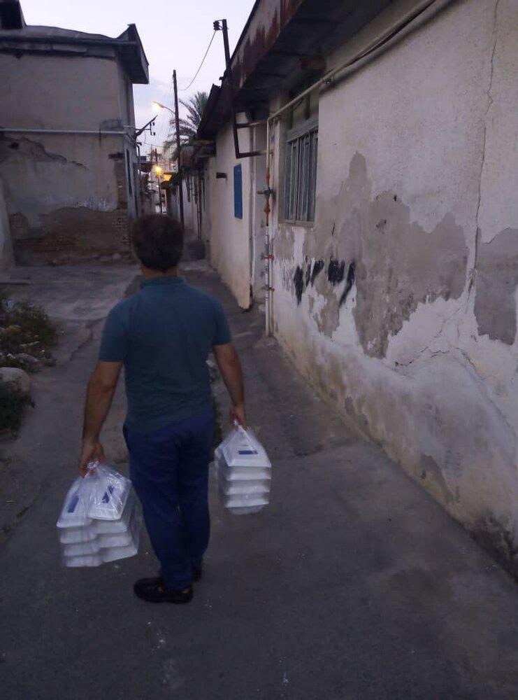 توزیع ۱۰ هزار پرس غذای نذری در قالب طرح احسان الحسین ع