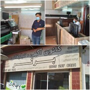 گزارش تسهیلگران شهرستان دشتستان