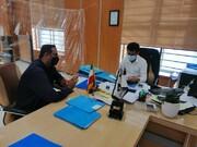 گزارش تسهیلگرانشهرستان دیر