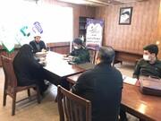 جلسه هم افزایی با سازمان بسیج دانش آموزی استان آذربایجان شرقی