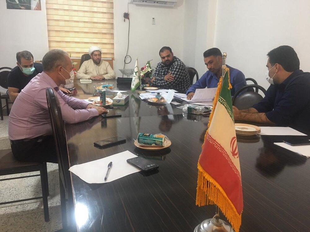 گزارش تسهیلگرانشهرستان دشتستان