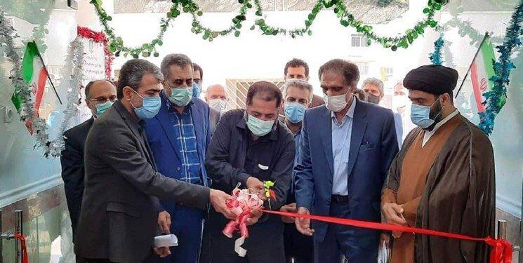 افتتاح شصت و دومین مدرسه بنیاد برکت در مازندران