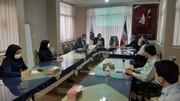 جلسه مجمع خیرین مسجدساز استان