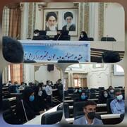 جلسه کمیته توسعه اشتغال استان هرمزگان در شهرستان بندرعباس