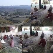 تشکیل کارگروه اشتغال روستای بابک ، بخش مرکزی ، شهرستان بشاگرد، استان هرمزگان