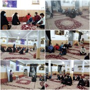 گزارش تسهیلگران شهرستان دشتستان روستای دهداران سفلی