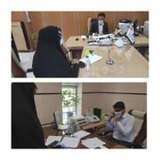 گزارش تسهیلگران شهرستان عسلویه از روند امور وامهای اشتغالزایی