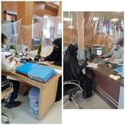 گزارش تسهیلگران از روند وامهای اشتغالزایی شهرستان دیر