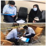 گزارش تسهیلگرانشهرستان جم بخش مرکزی