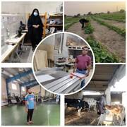 گزارش تسهیلگرانشهرستان بوشهر - روستای چاه کوتاه